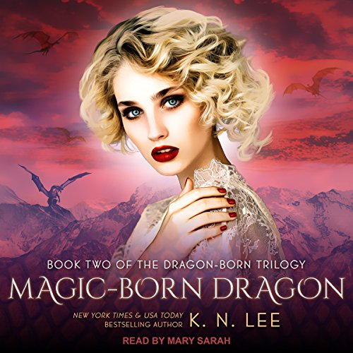 Magic-Born Dragon cover art