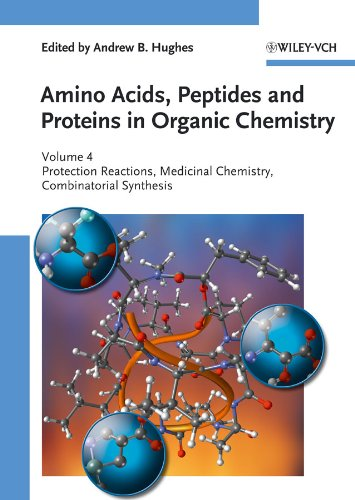 Amino Acids, Peptides and Proteins in Organic Chemistry, Protection Reactions, Medicinal Chemistry, Combinatorial Synthesis (Amino Acids, Peptides and ... Chemistry (VCH) Book 4) (English Edition)