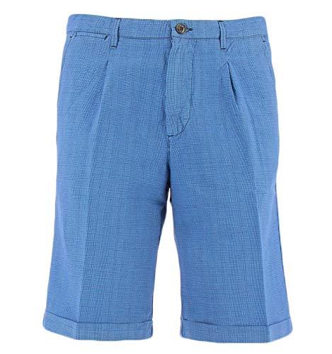40WEFT Blau Shorts Chris 50