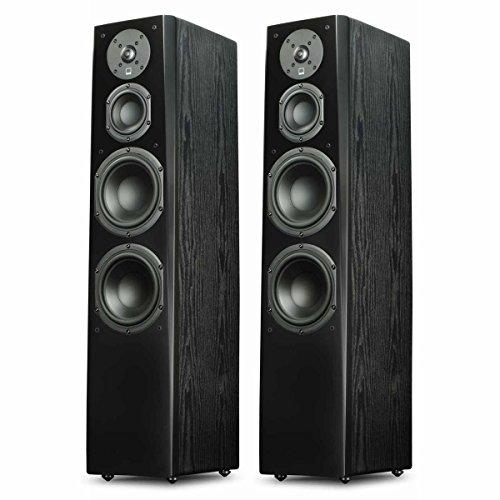 SVS Prime Tower Speakers - Pair (Premium Black Ash)