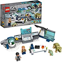 Lego 75939 75939 Laboratorium Doktora Wu: Ucieczka Młodych Dinozaurów