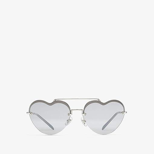 Silver/Grey Mirror