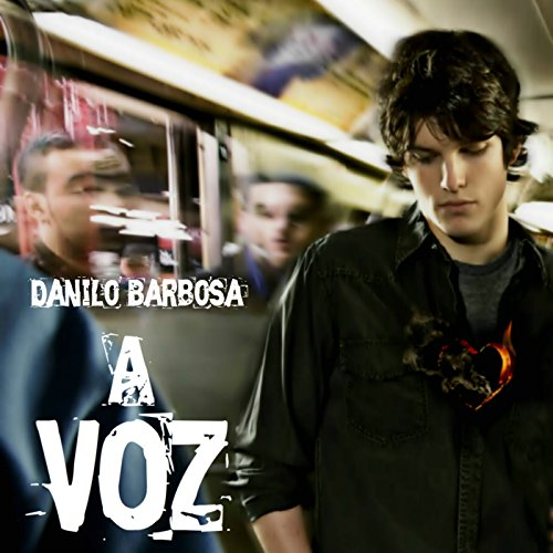 A Voz [The Voice] audiobook cover art