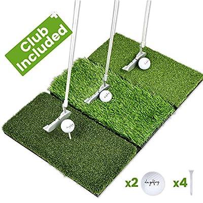 Enissa Golf Mat Set