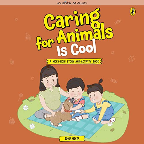 Caring for Animals Is Cool cover art