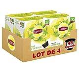 Lipton Thé Vert Citron Zeste de Folie, Capsules Compatible Nescafé Dolce Gusto, Label Rainforest Alliance 48 Capsules (Lot de...