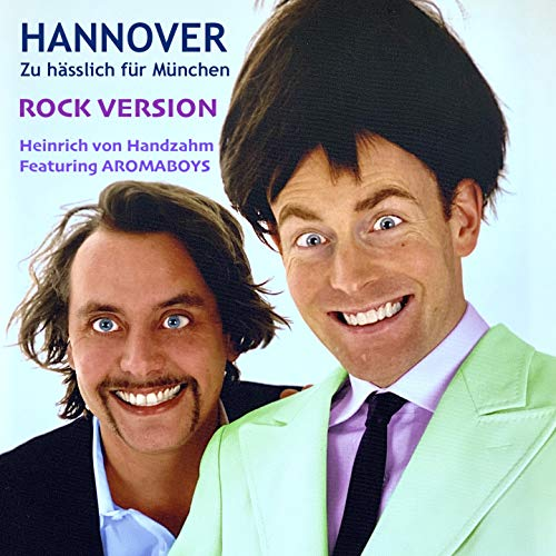 Hannover (feat. Aromaboys) [Rock Version]