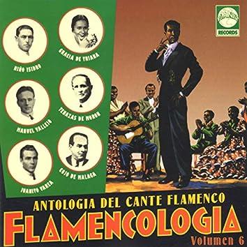 Antología del Cante Flamenco. Flamencología, Vol. 6