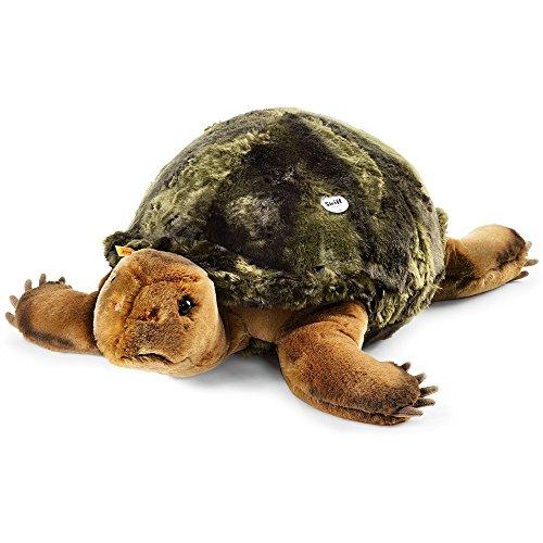 Steiff 068478 Slo 70 Gruen Schildkröte