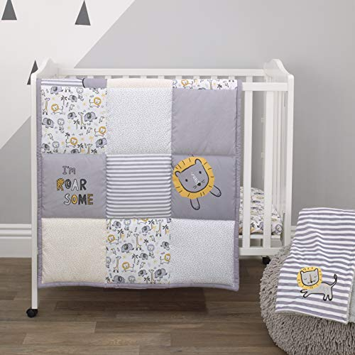 Low Price On Crib 3PC Lion Bed Set!