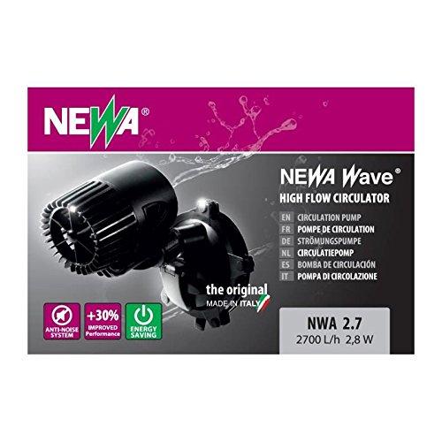 Newa Wave Pompe pour Aquariophilie 3200 L/H , 2,8 W