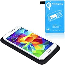 Tonsee Qi Wireless Charger Charging Pad + Receiver Kit for Samsung Galaxy S5 i9600
