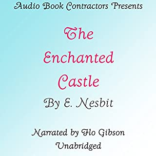The Enchanted Castle cover art