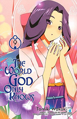 The world god only knows (Vol. 9)