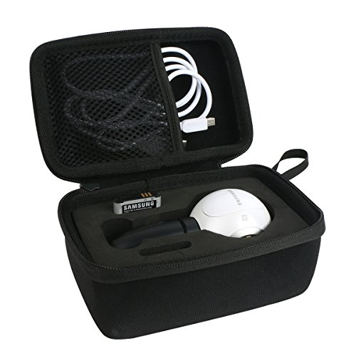 Hard Travel Case for Samsung Gear 360 Real 360