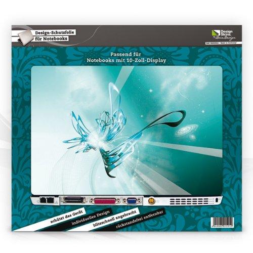 VCM DesignSkins für Notebook 10 Zoll, Design-Folie SpacePlace