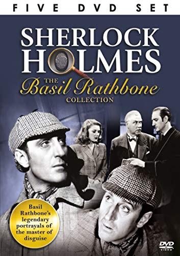 Sherlock Holmes: The Basil Rathbone Collection [DVD] [2021]