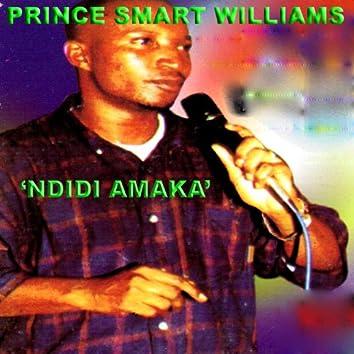 Ndidi Amaka (Endurance)