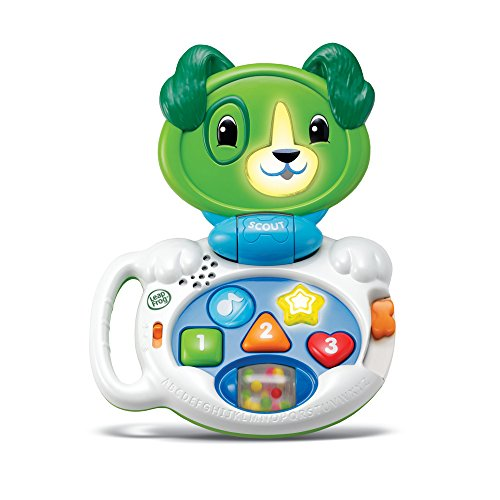 LeapFrog – My Talking LapPup – Scout – Version Anglaise (Import Royaume-Uni)