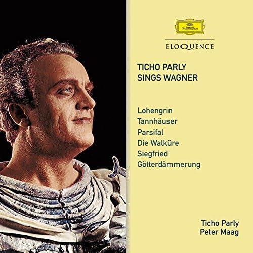 Ticho Parly, Peter Maag & Orchester der Deutschen Oper Berlin