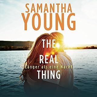 The Real Thing - Länger als eine Nacht Titelbild