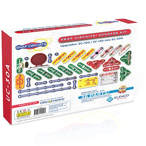 Snap Circuits Jr Select/ SC130 to SC300/ Upgrade Kit