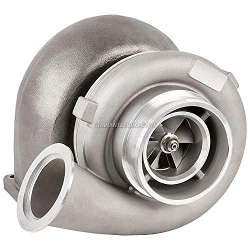 Turbo Turbocharger For International & Detroit Diesel Series 60 Replaces 23518588 23518597 2585838C91 BorgWarner S400SX4 - BuyAutoParts 40-30406AN New