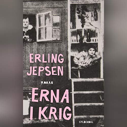 Erna i krig cover art