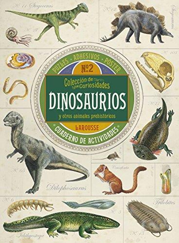 Colección de curiosidades. Dinosaurios (Larousse - Infantil / Juvenil - Castellano - A Partir De 8 Años)
