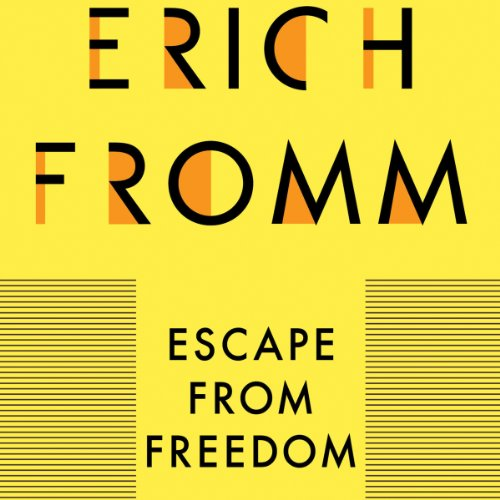 Escape from Freedom audiobook cover art