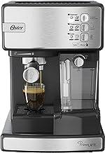 Cafeteira Espresso Oster Nova PrimaLatte Inox - 127V