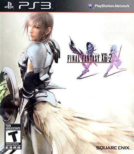 91102 Square Enix Final Fantasy XIII-2 PS3