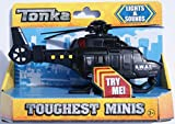 Tonka Lights and Sounds Toughest Minis - SWAT Helicopter