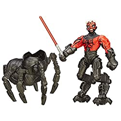Darth Maul Deluxe Hero Mashers Action Figure by Hasbro