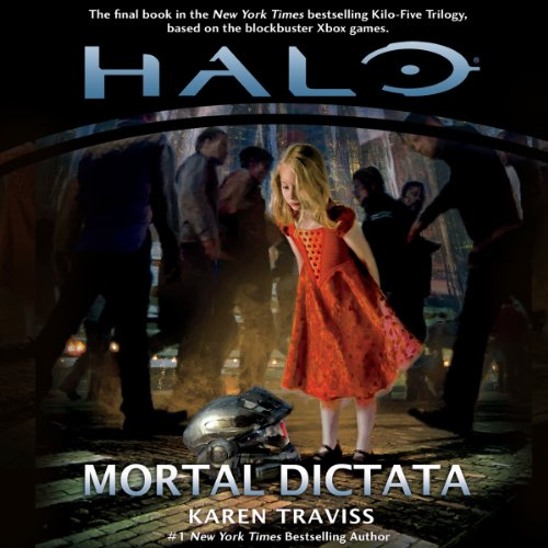 Halo: Mortal Dictata audiobook cover art