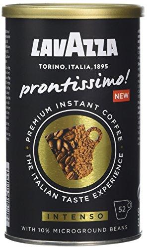 Lavazza Prontissimo Premium Instant Intenso Coffee...