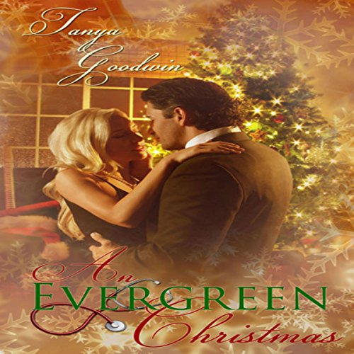 An Evergreen Christmas audiobook cover art