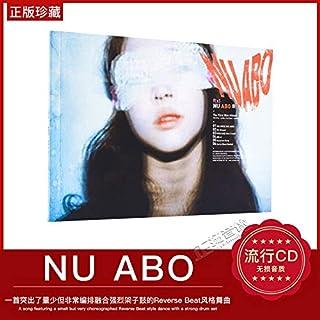 f(x): NU ABO 新新人类 日韩流行歌曲 fx专辑 CD光盘碟片