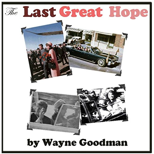 The Last Great Hope audiobook cover art