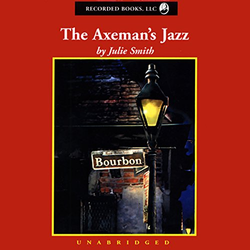 The Axeman's Jazz cover art