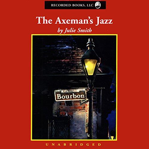 The Axeman's Jazz audiobook cover art