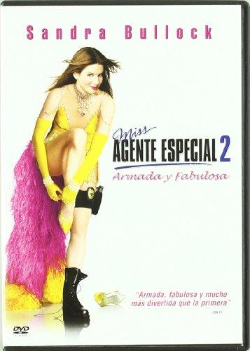 Miss Agente Especial 2 Armada Y Peligros (Import Dvd) (2005) Sandra Bullock; R