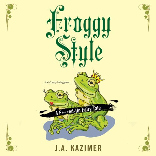 Froggy Style audiobook cover art