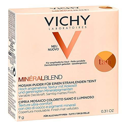 VICHY MINERALBLEND Mosaik-Puder tan 9 g