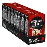 NESCAFÉ 3-in-1 Sticks, caffè istantaneo, con caffè istantaneo Creamer & Zucker, confezione da 8 (10 bastoncini da 16,5 g ciascuno)