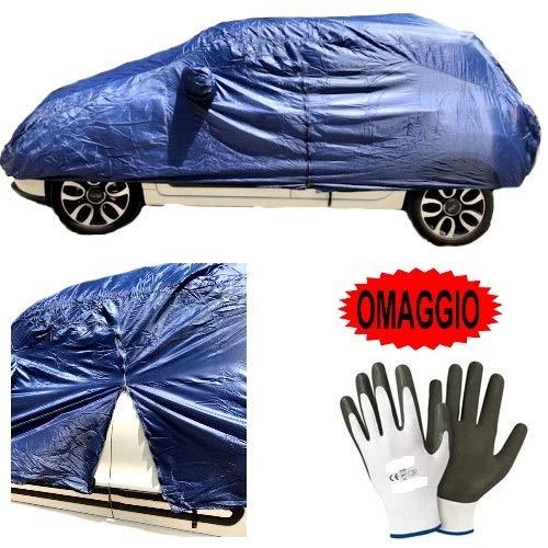 COMPATIBILE Con Suzuki Vitara 1.6 DDiS 4WD All Grip V-Cool Housse DE Voiture en Nylon Toile IMPERMÉABLE BÂCHE Taille M 432X185X120CM Couverture Anti-Rayures Universelle
