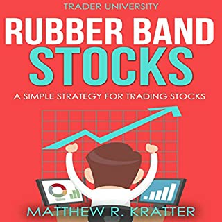 Rubber Band Stocks audiobook cover art