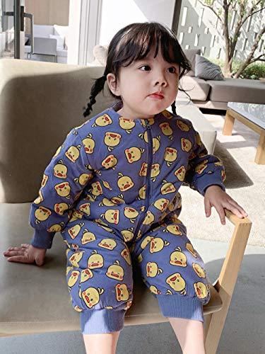 Flip Flop-GQ Pijamas Transpirables para niños Trajes de Servicio a Domicilio Sacos...