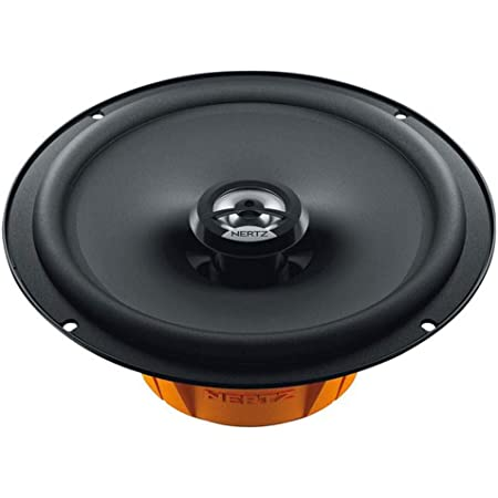 Hertz ONE LINE K165 K 165 SPEAKER KIT TWO WAY CAR CASES 165 mm speakers for OPEL Astra H from 2005 and Corsa D from 2006 Front 165 cm