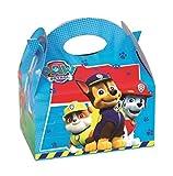 PAW PATROL 12 X Pat' Patrouille Bleu Enfants Anniversaire Nourriture Fête Coffrets Cadeaux